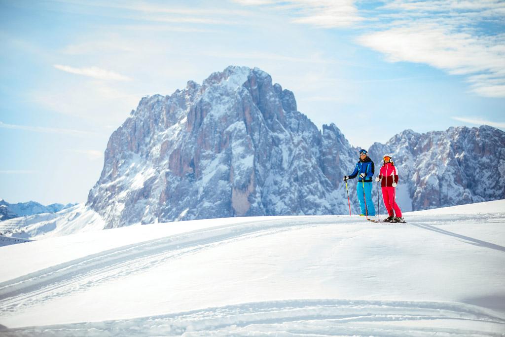 Wintersport Val Gardena