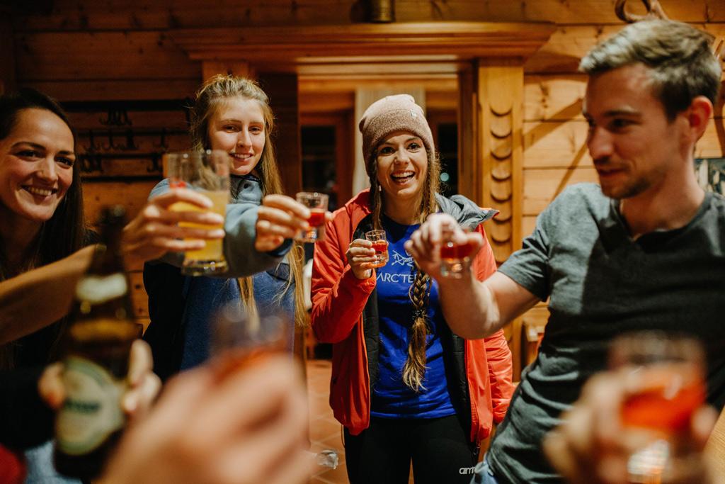 Après-ski in Tirol