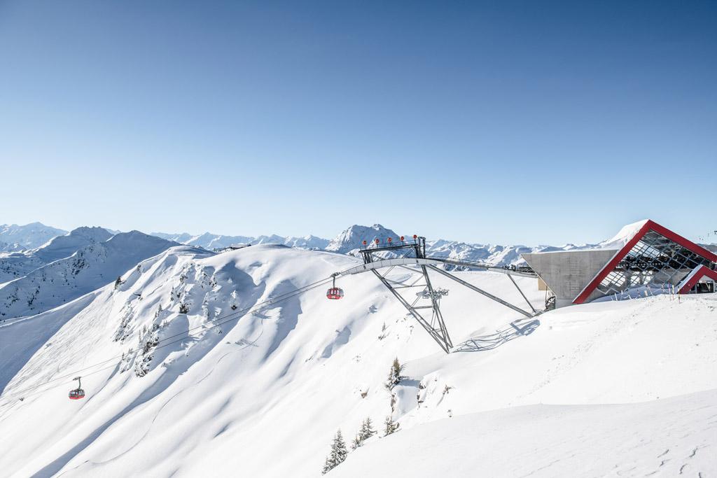 Lift in Tirol
