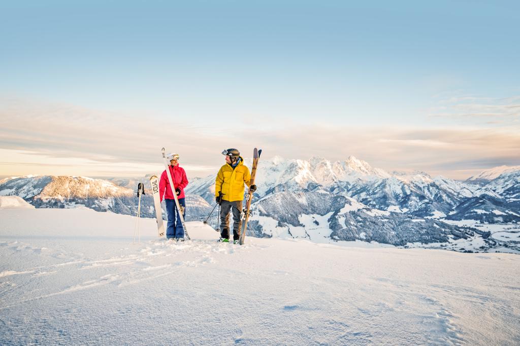 Skisafari Kitzbüheler Alpen