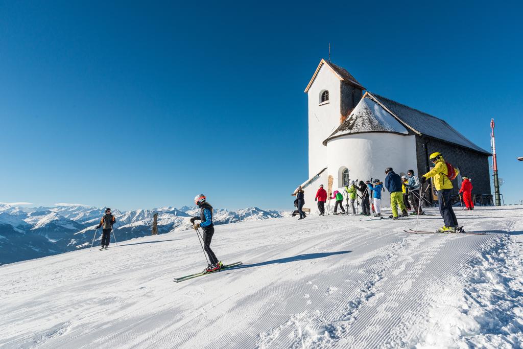 Kerkje Hohe Salve SkiWelt