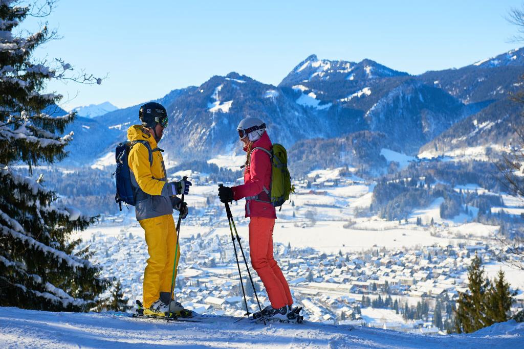 Skifahren Oberstdorf-Kleinwalsertal