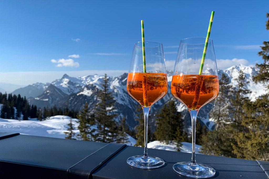 Meilleure station de ski pour l'après-ski