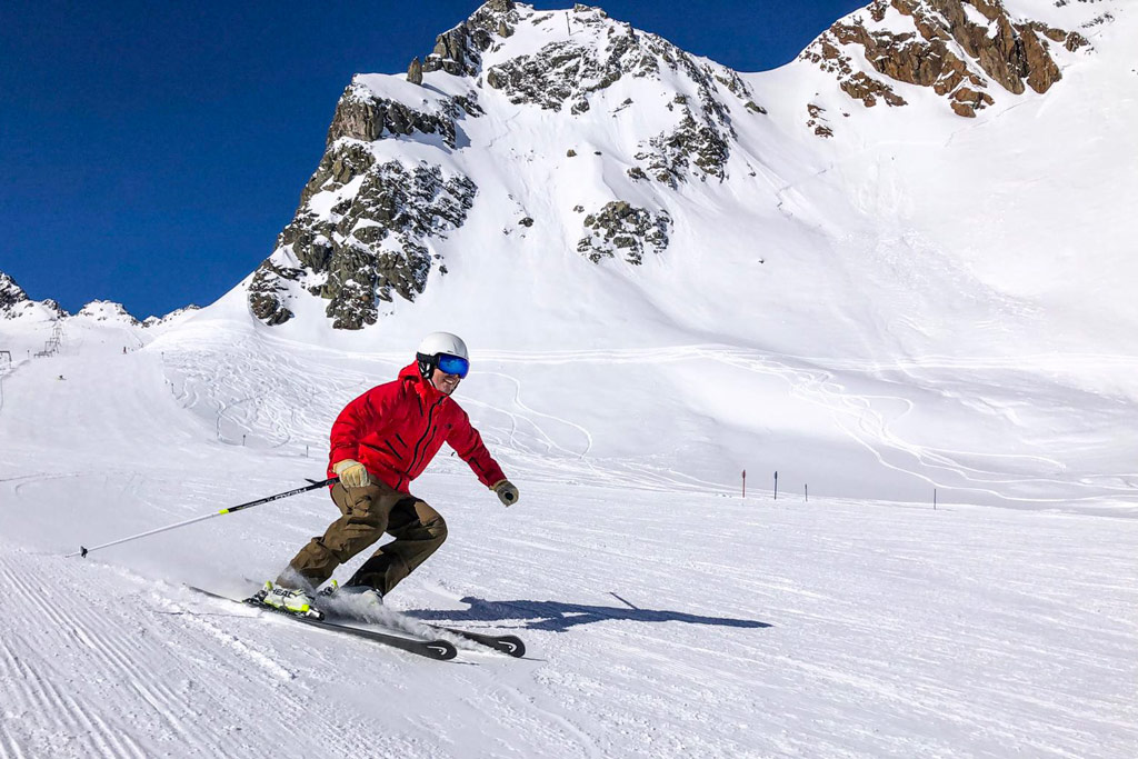 Meilleure station de ski pour experts