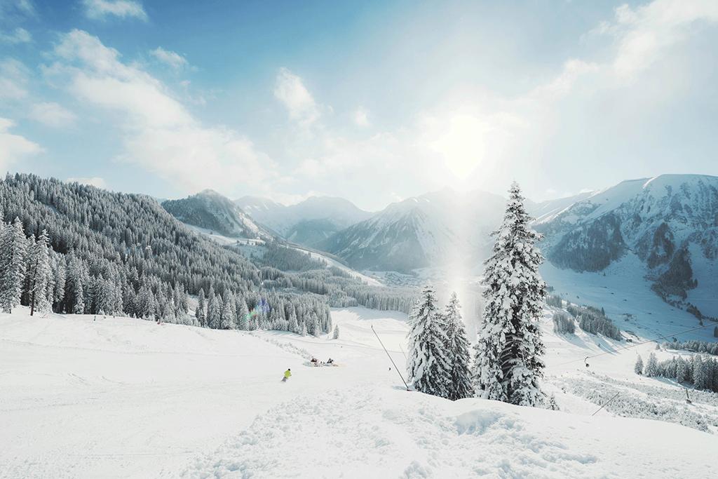 Skiarena Berwang