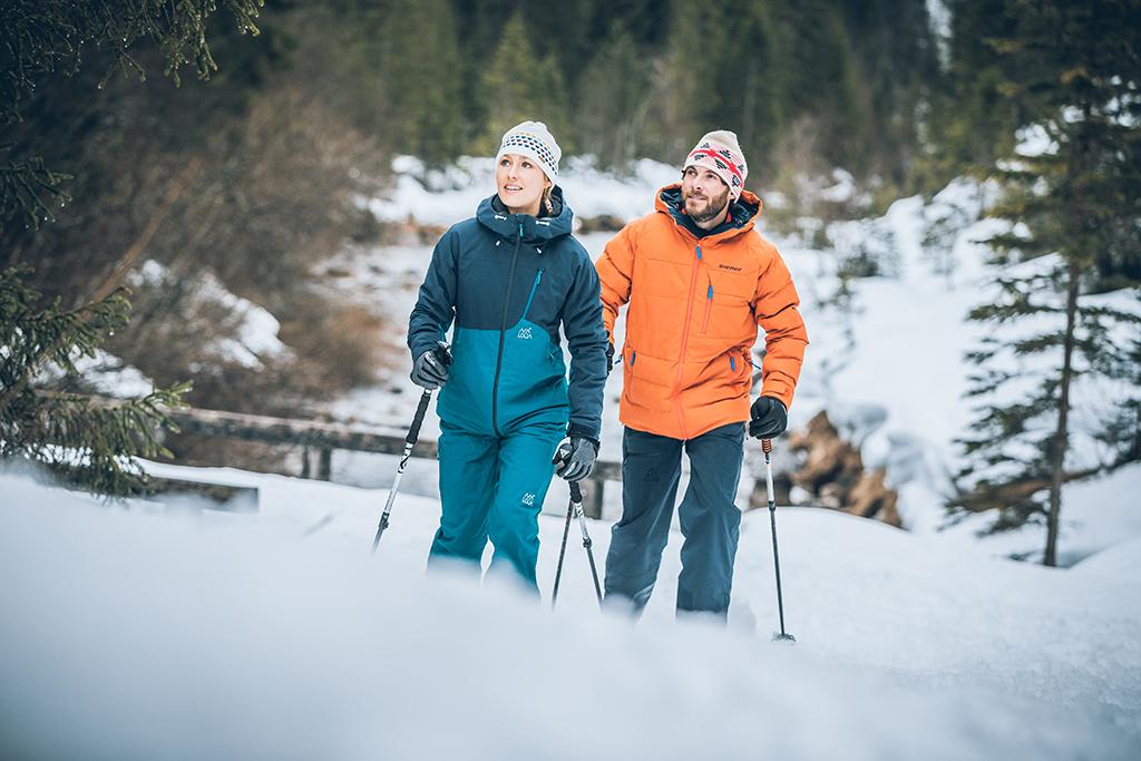 Winterwandern Berwang