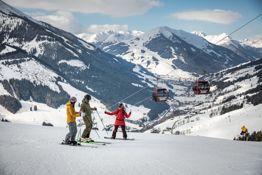 wintersport skicircus