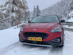 Ford wintersport