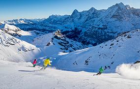 Skisafari Schweiz