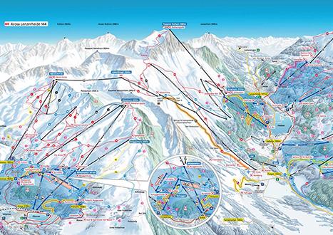 Skigebiet der Woche