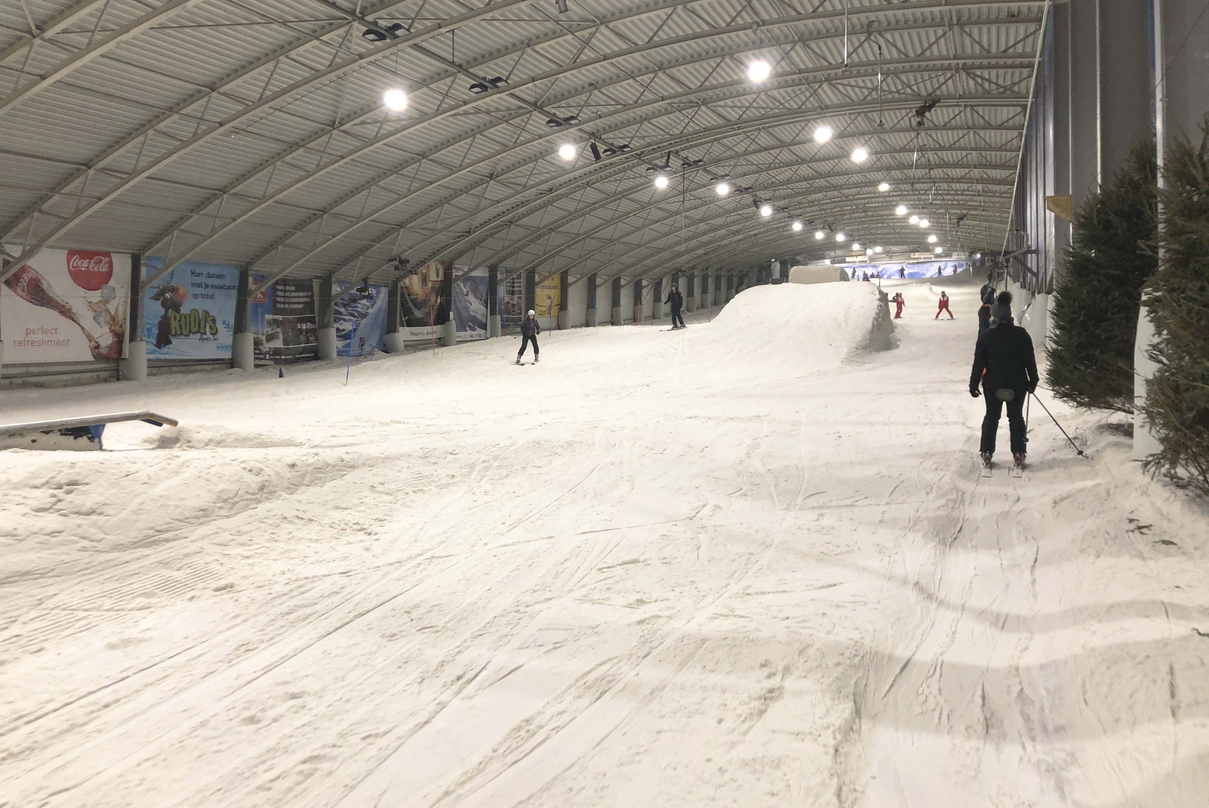indoor piste