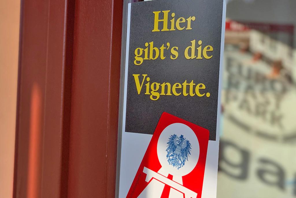 Vignet Oostenrijk