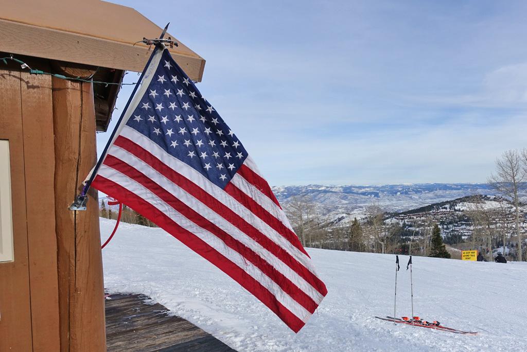 Wintersport Amerika