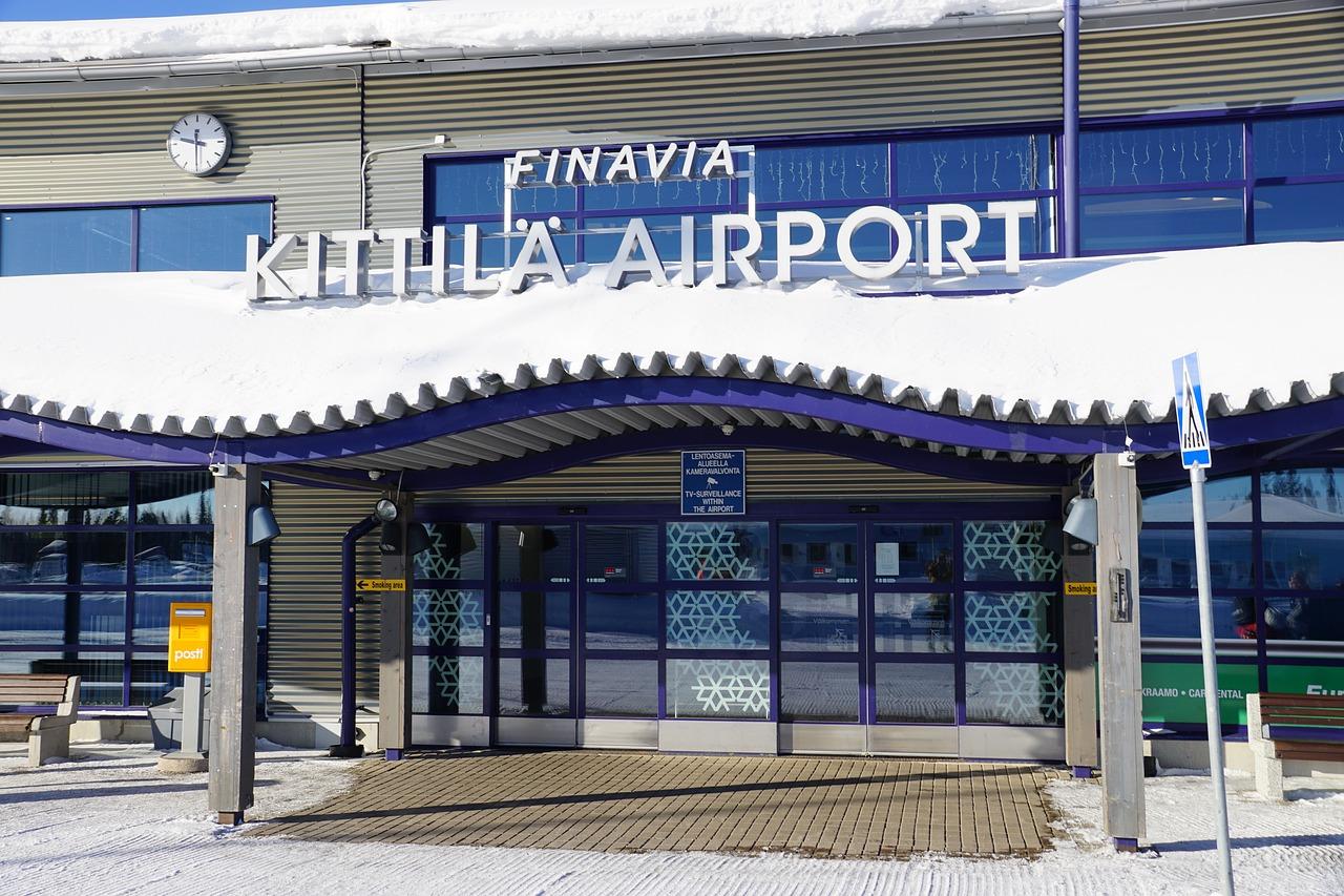 Vliegveld Kittilä