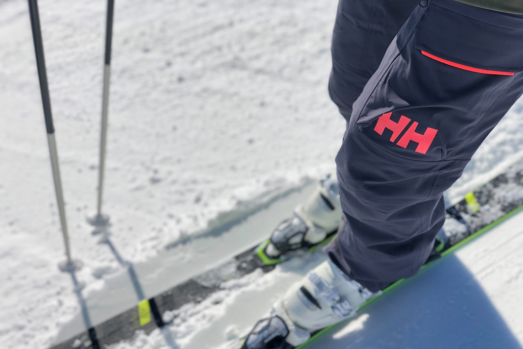 Skibroek Helly Hansen