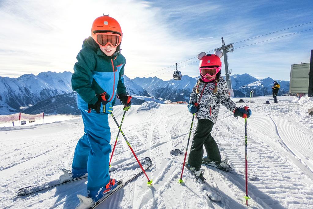 Skistokken kinderen