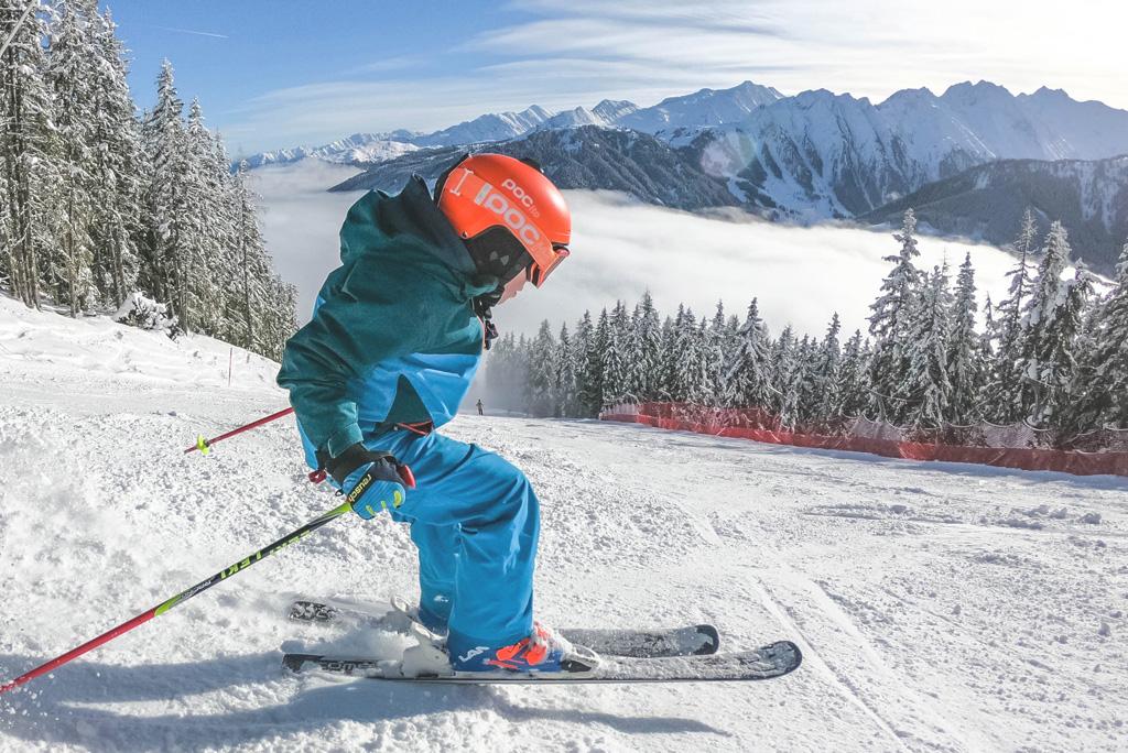 skischoenen kind
