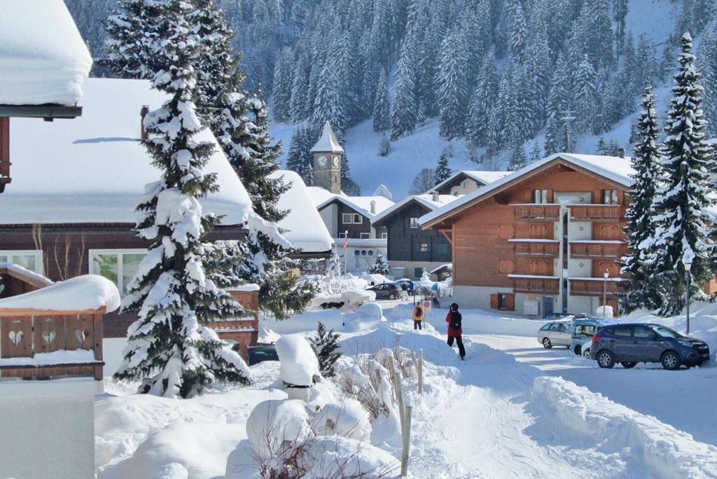 Aanbiedingen wintersport Zwitserland