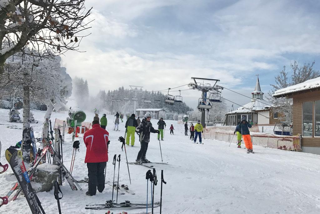 Aanbiedingen wintersport Duitsland