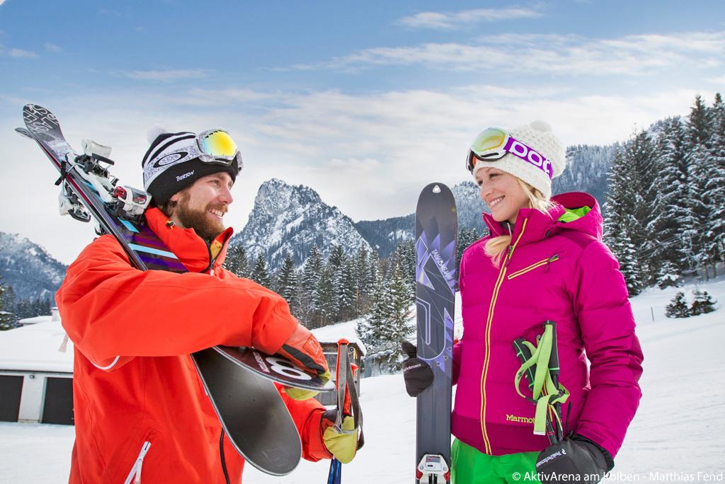 Wintersporters AktivArena am Kolben