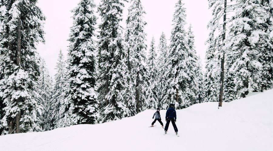 Winterurlaub mit der Familie