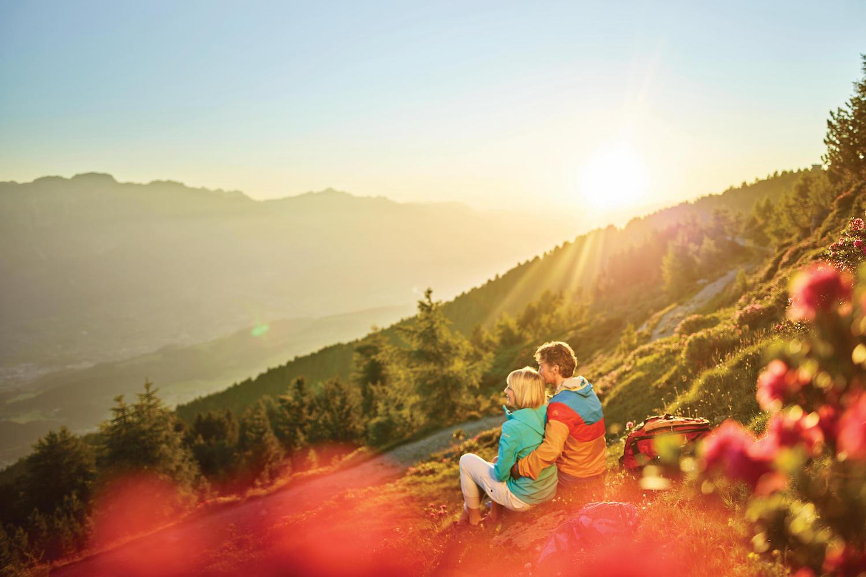 Ontspannen tijdens een zomervakantie in Innsbruck