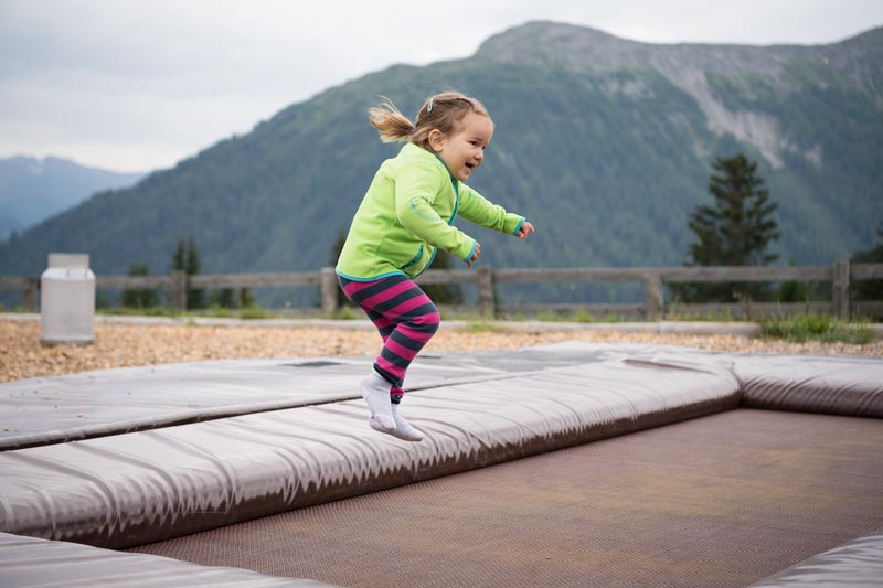 wandelen Tirol Almwandling Seealm Hög