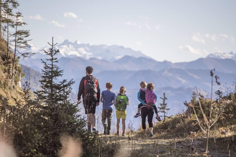 Zomervakantie met kinderen in de Kitzbüheler Alpen