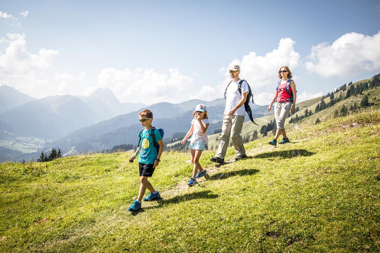 Familievakantie in de Kitzbüheler Alpen