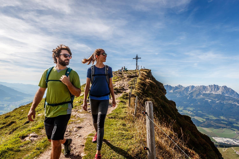 wandelen in de Kitzbüheler Alpen de KAT Walk