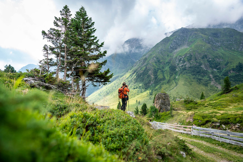 Wandelen zomervakantie Oostenrijk