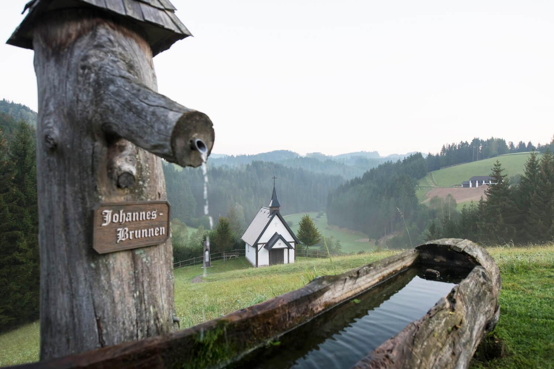 Pelgrimstochten in Oostenrijk