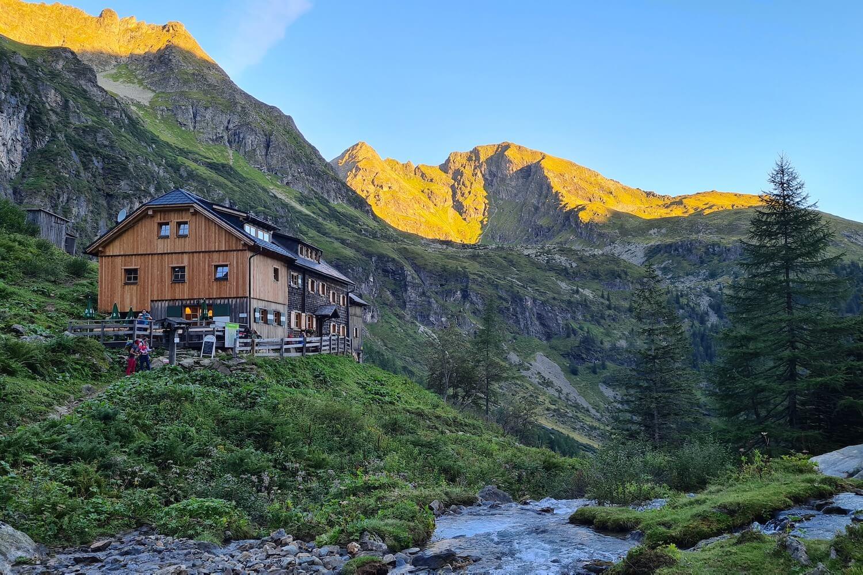 Berghutten in Oostenrijk