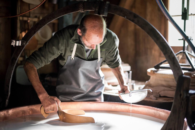 Kaasmaker Zwitserland