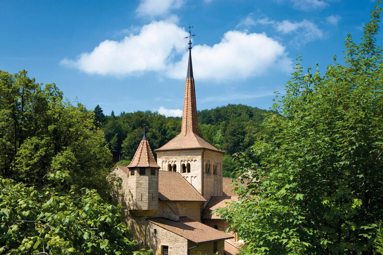 Herfstlandschap Zwitserland