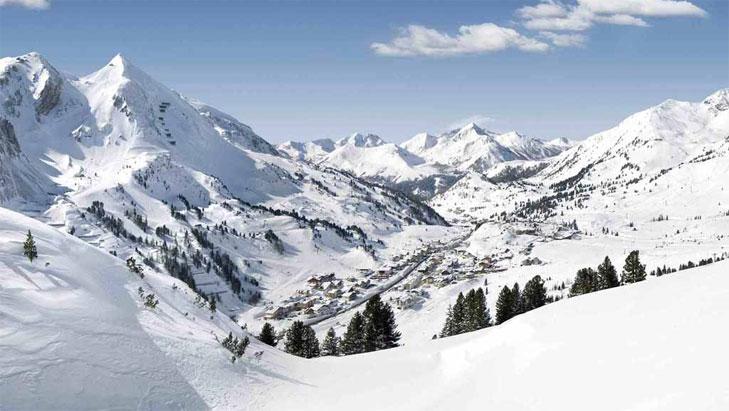 Geöffnete Skigebiete Zum Skifahren An Ostern 2019