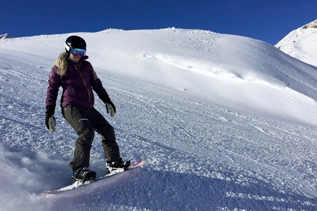 Snowboarden leren tips voor beginners