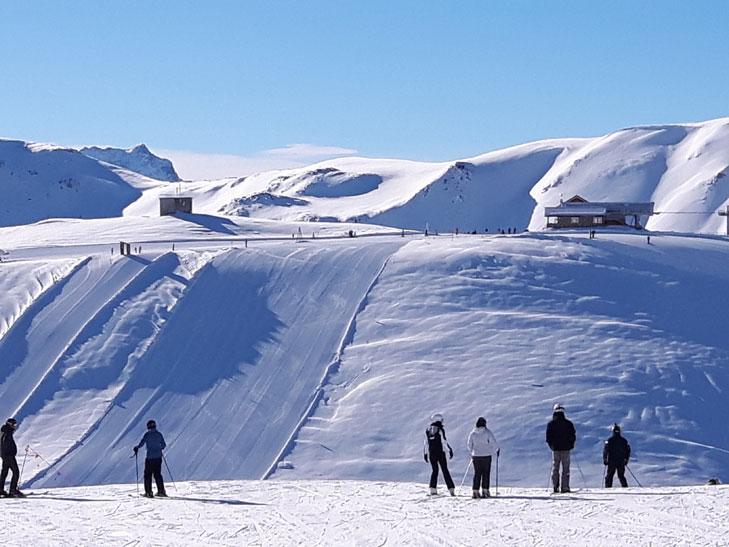 Skigebied Livigno