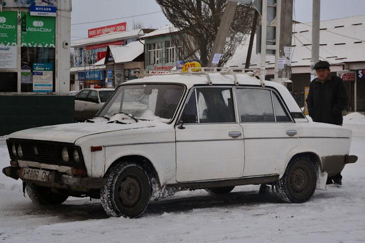 Zware winters na de val van de Sovjet Unie