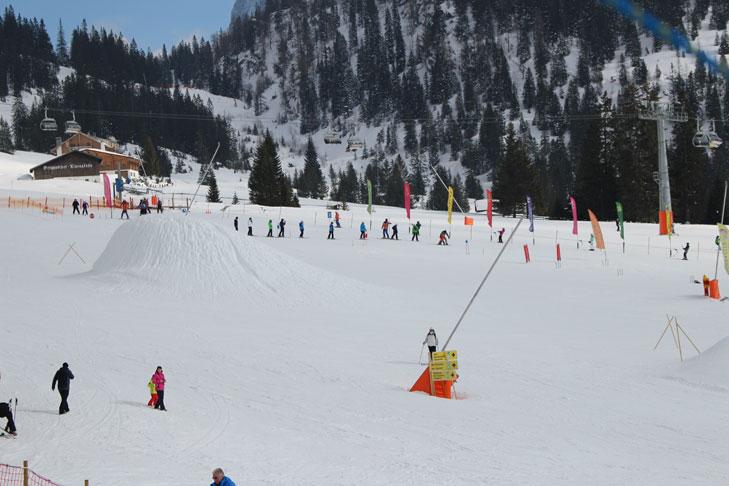 Wintersport Ehrwald
