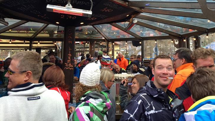 après-ski Sölden