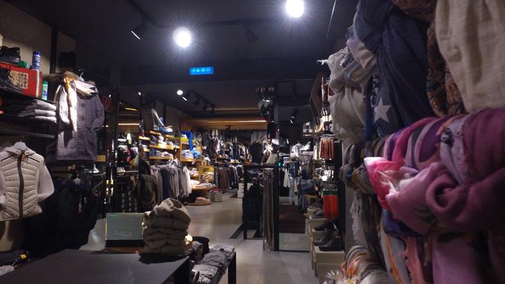 Shoppen in Sölden