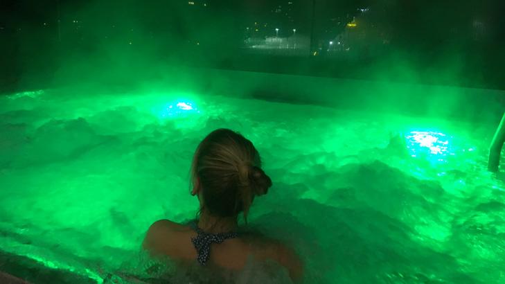 Relaxen in de wellness in Hotel Bergland
