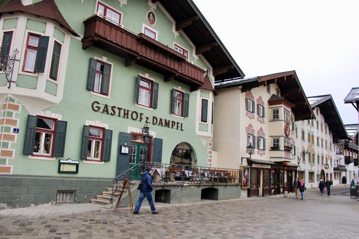 Gasthof Dampfl, St. Johann in Tirol