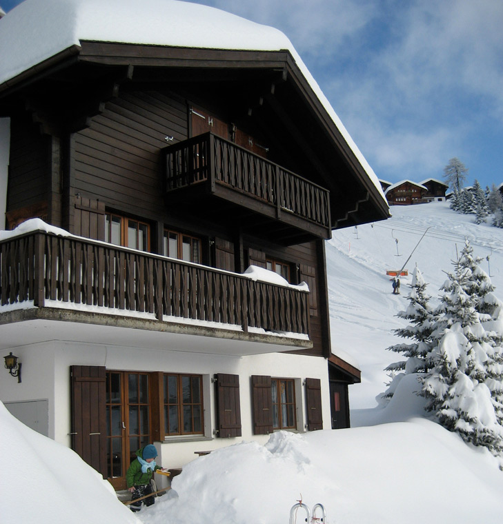 huis in bettmeralp