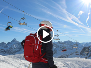 Oberstdorf - Kleinwalsertal: 8 tips voor je wintersport (video)
