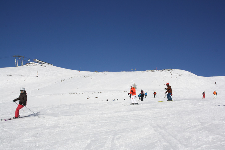 Skiën in Les Menuires