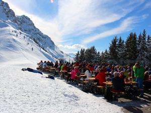 St. Johann in Tirol: een klein en relaxed skigebied