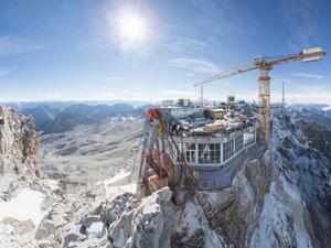 Zugspitzbahn: de nieuwe lift naar de Zugspitze