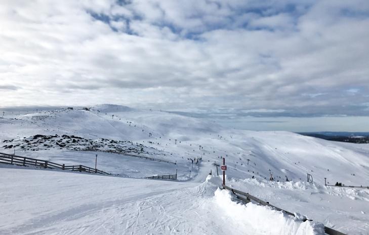 Skiën Trysil